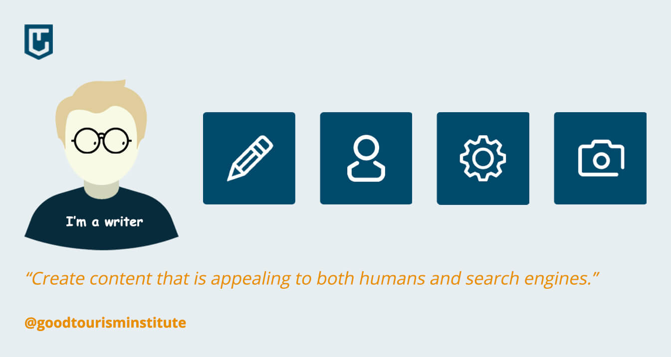 Content for humans and search engines