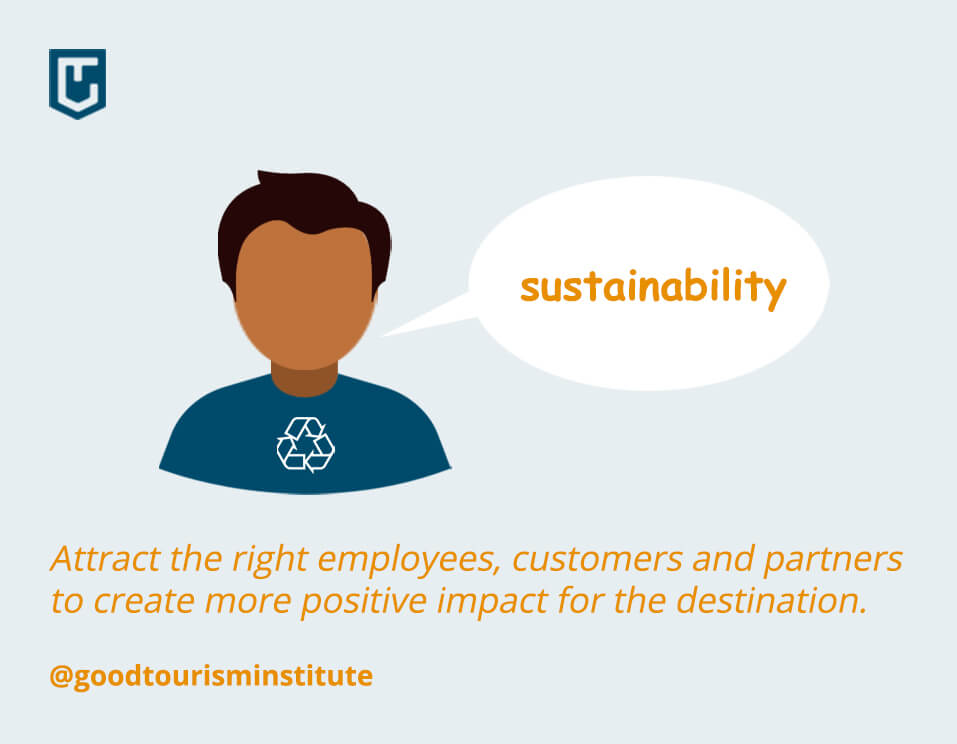 Sharing your sustainable business story