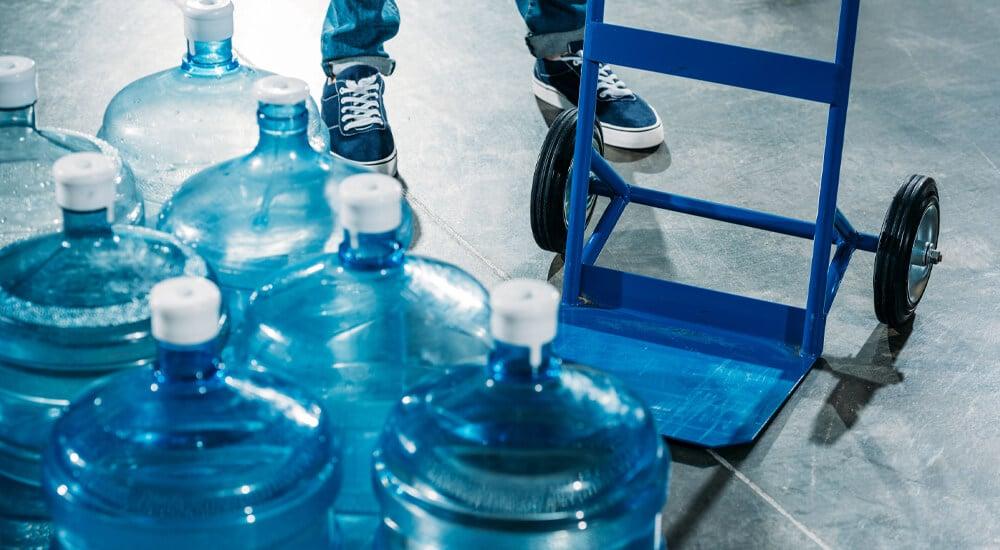 Offer water refills