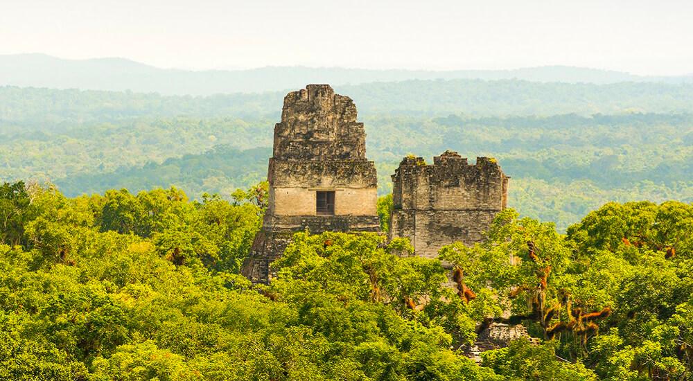 Mayan site Guatemala